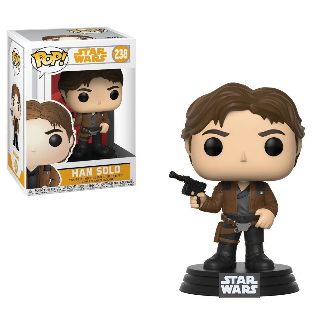 Funko Pop! Star Wars Han Solo (238)
