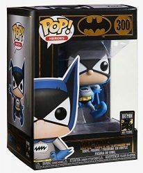 Funko- Pop Heroes: Batman 80th - Mite 1st Appearance (1959) Collectible Figure, Multicolor (37259)