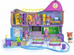 Pinypon- Instituto PINY, Multicolor (Famosa 700014353)