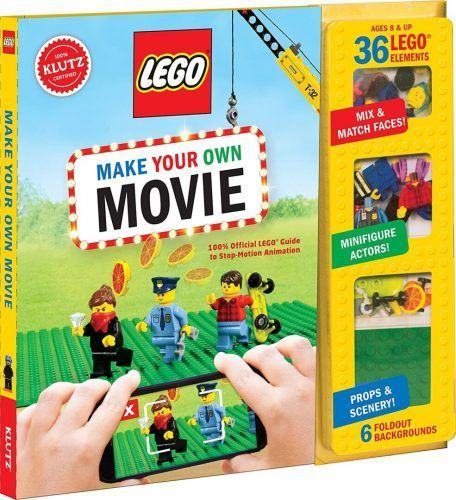 Lego Make Your Own Movie Craft Kit