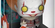 "Funko Pop Movies: IT: Chapter 1- 10"" Pennywise"