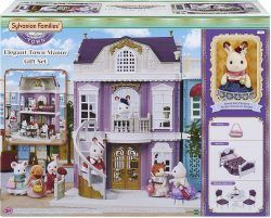 SYLVANIAN FAMILIES Elegant town manor (Epoch 5391)